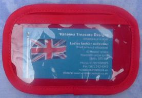 ID Holder Window Armbands